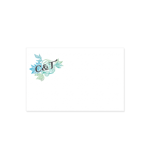 Placecards-fleurs-bleues-pepperandjoy-front