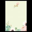invitation-mariage-personnalise-fleurs-pink-mint-bouquet-remerciements-carte-back_UK