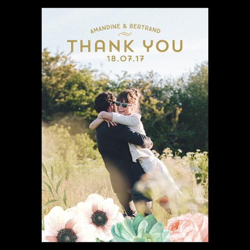 invitation-mariage-personnalise-fleurs-pink-mint-bouquet-remerciements-front_UK