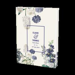 Wedding Guest Book Wedding Guestbook Custom Guest Book
