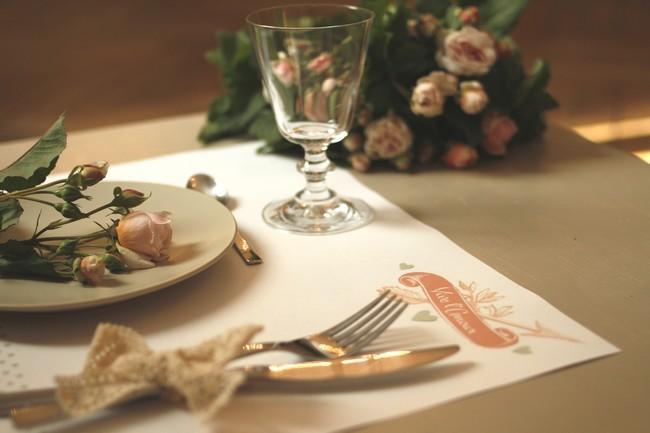 Le bonus du jour des set de table gratuits pepper joy for Le set de table