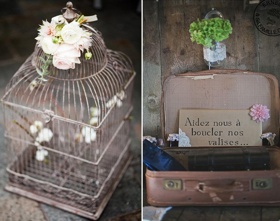 Mariage bucolique guide des tendances 2015 - Deco mariage bucolique ...