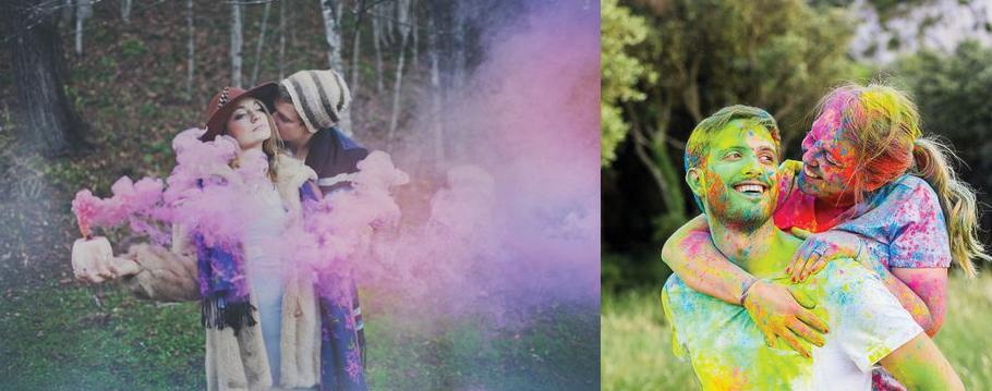 astuces pour réussir seance photo engagement de mariage