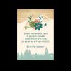 Invitation au diner de mariage montagnard, Megève