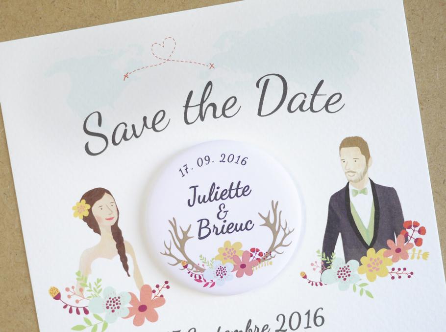 Save The Date Mariage Creatif Tout Savoir Pour Une Annonce Reussie
