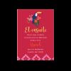 Carton invitation brunch de mariage Toucan et fleurs couleurs vives.