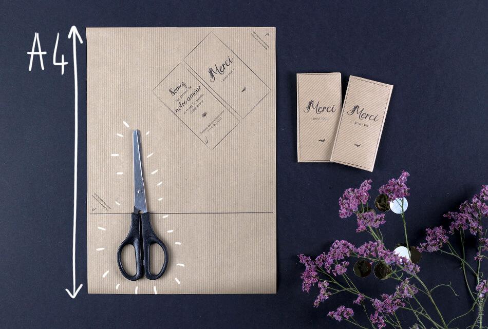 Diy Les Sachets De Graines Simplissimes En Origami